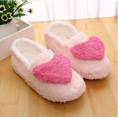 HU&GH Women's Plush Slippers Australian U Style High Quality Cotton