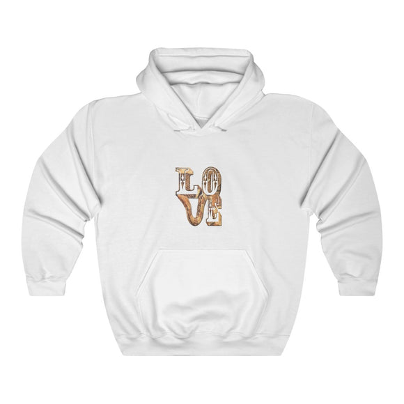 Snake Love Unisex Heavy Blend™ Hooded Sweatshirt
