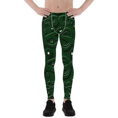 Dark Fern Men's Leggings