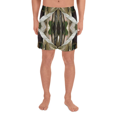 Corn Stalk Men's Athletic Long Shorts