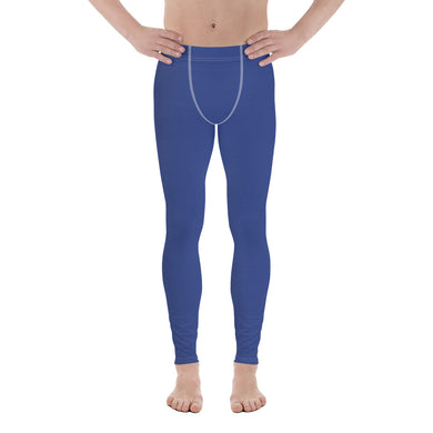 Resolution Blue Men's Leggings