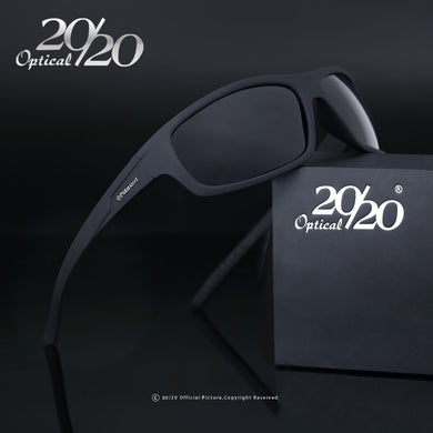 20/20 Optical Brand Design New Polarized Sunglasses Men Eyewear Oculos Gafas De Sol