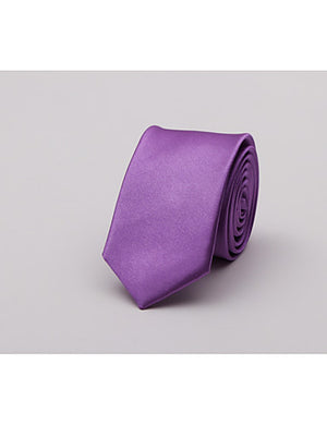 Men's Fashion Necktie - Solid Colored
