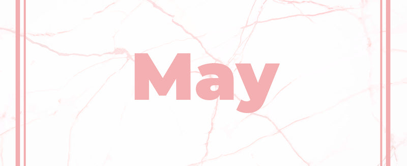Monthly Faves - May!