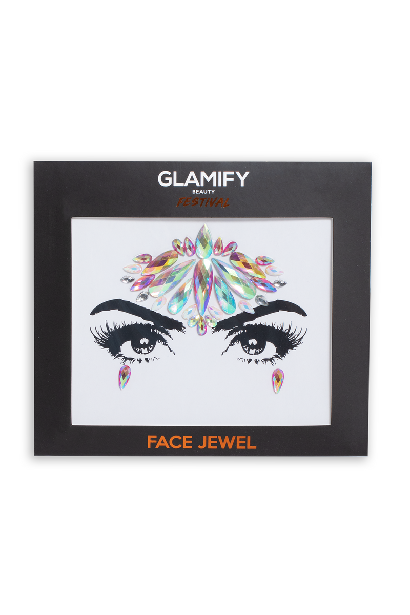 Glamify Desert Rose All In One Face Jewels
