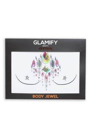 Glamify Desert Rose All In One Body Jewels