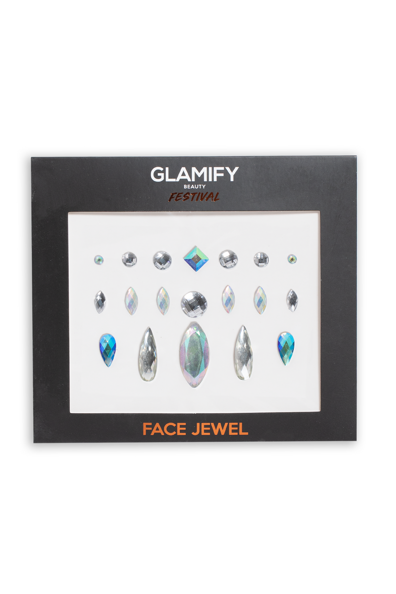 Glamify Silver Unicorn Mix N Max Individual Jewels