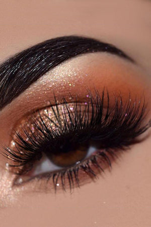 """Bold But Beautiful"" Luxury Mink Eyelashes"
