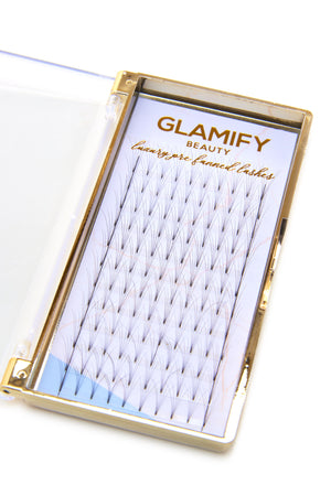 Pre Fanned Russian Volume 5D Eyelashes