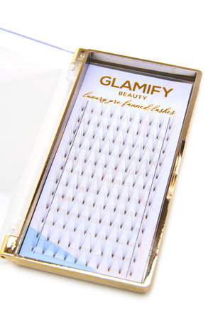 Pre Fanned Russian Volume 6D Eyelashes
