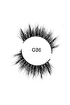 GB6 Luxury Mink Eyelashes