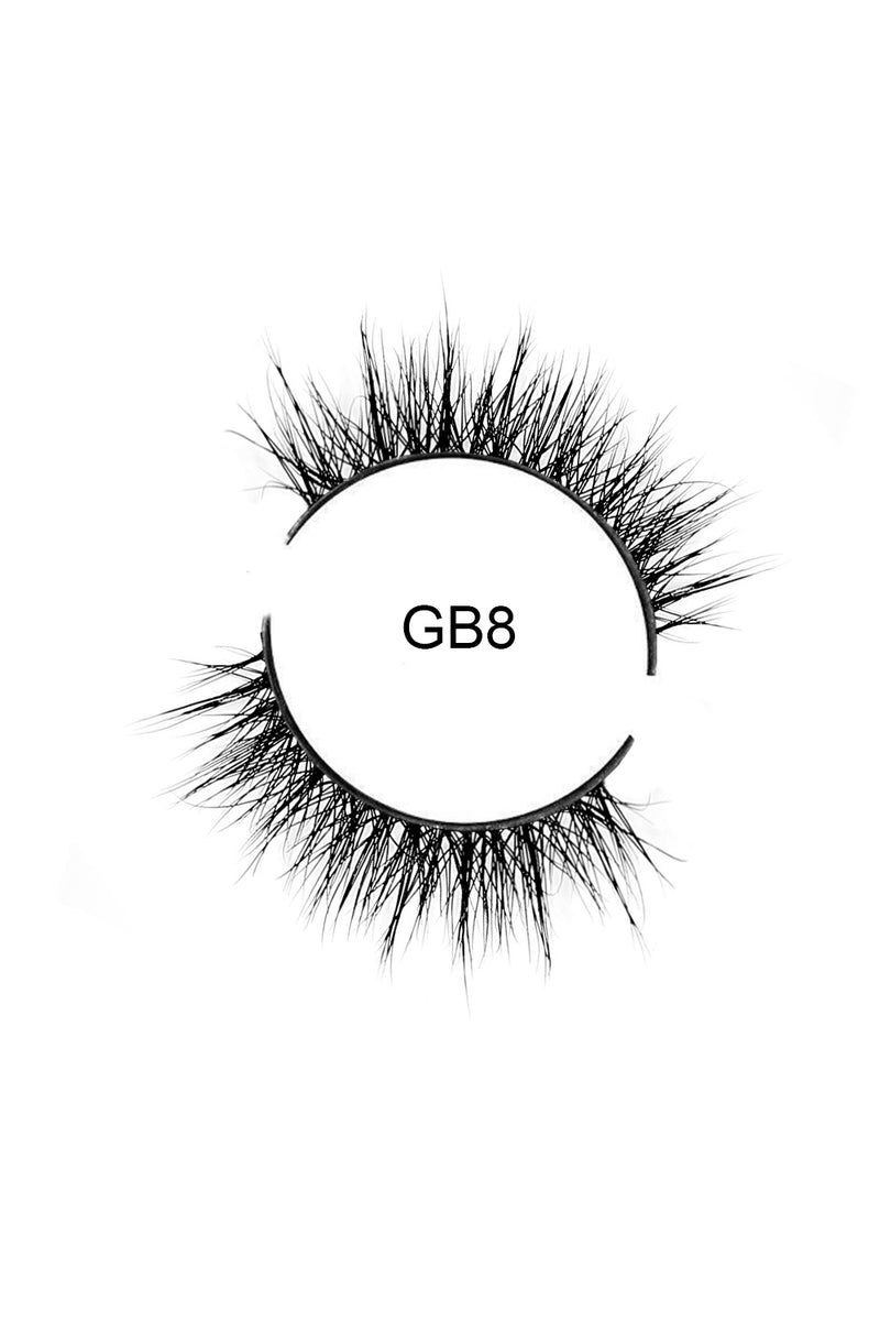 GB8 Luxury Mink Eyelashes