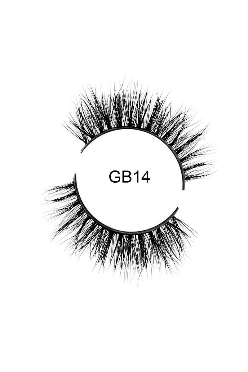 GB14 Luxury Mink Eyelashes