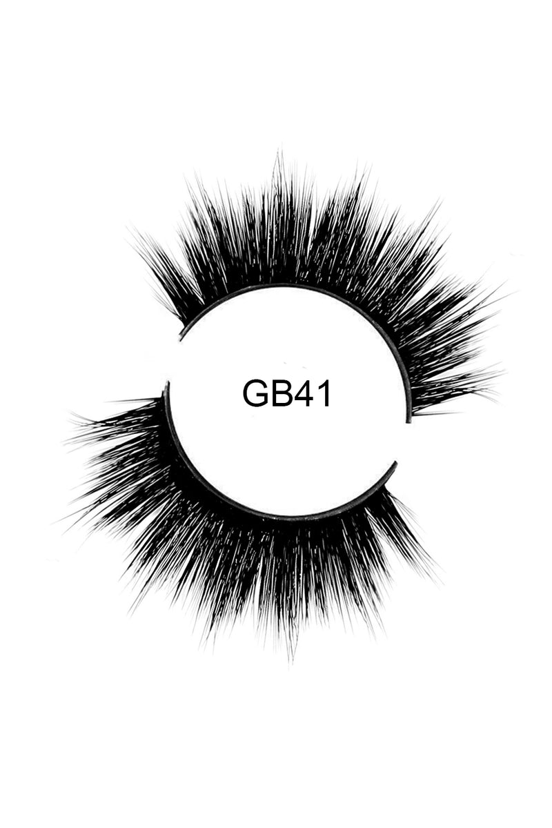 GB41 Luxury Faux Mink Eyelashes