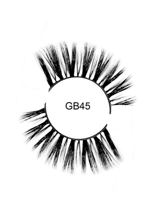 GB45 Luxury Faux Mink Eyelashes