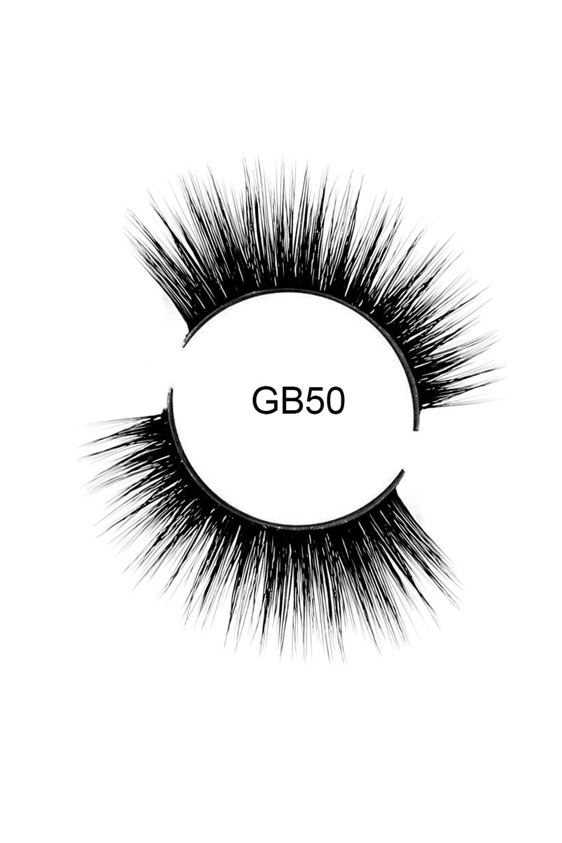 GB50 Luxury Faux Mink Eyelashes