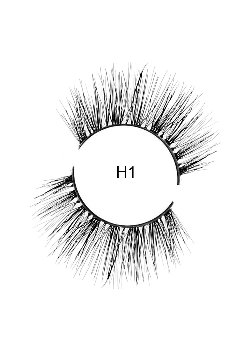 H1 Natural Hair Luxury Eyelashes