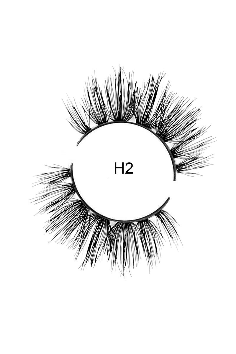 H2 Natural Hair Luxury Eyelashes