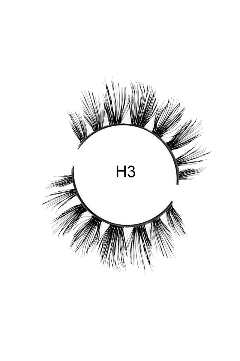 H3 Natural Hair Luxury Eyelashes