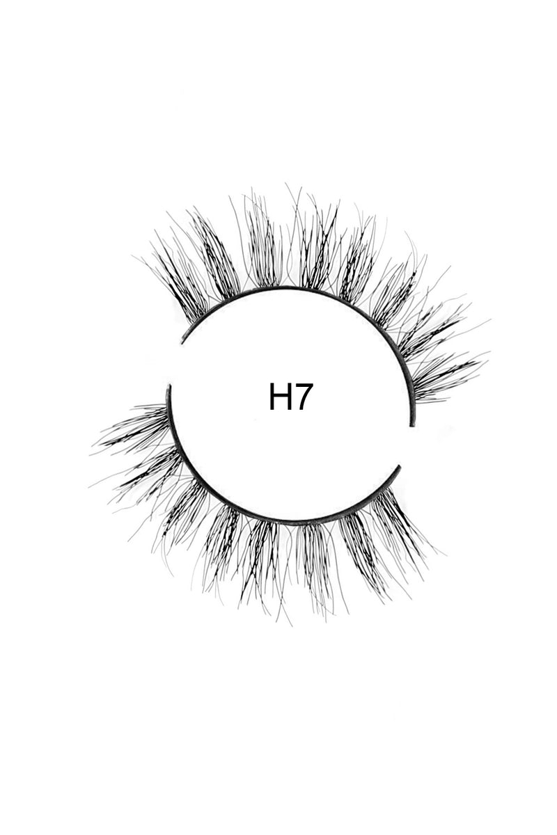 H7 Natural Hair Luxury Eyelashes