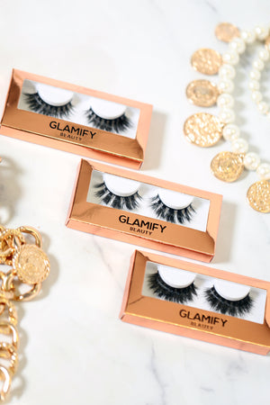 Glamify Luxury Lashes Gift Box