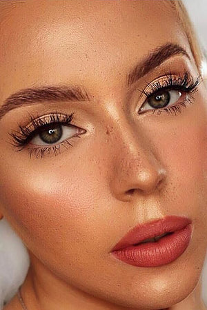 """Doll Face"" Luxury Mink Eyelashes"