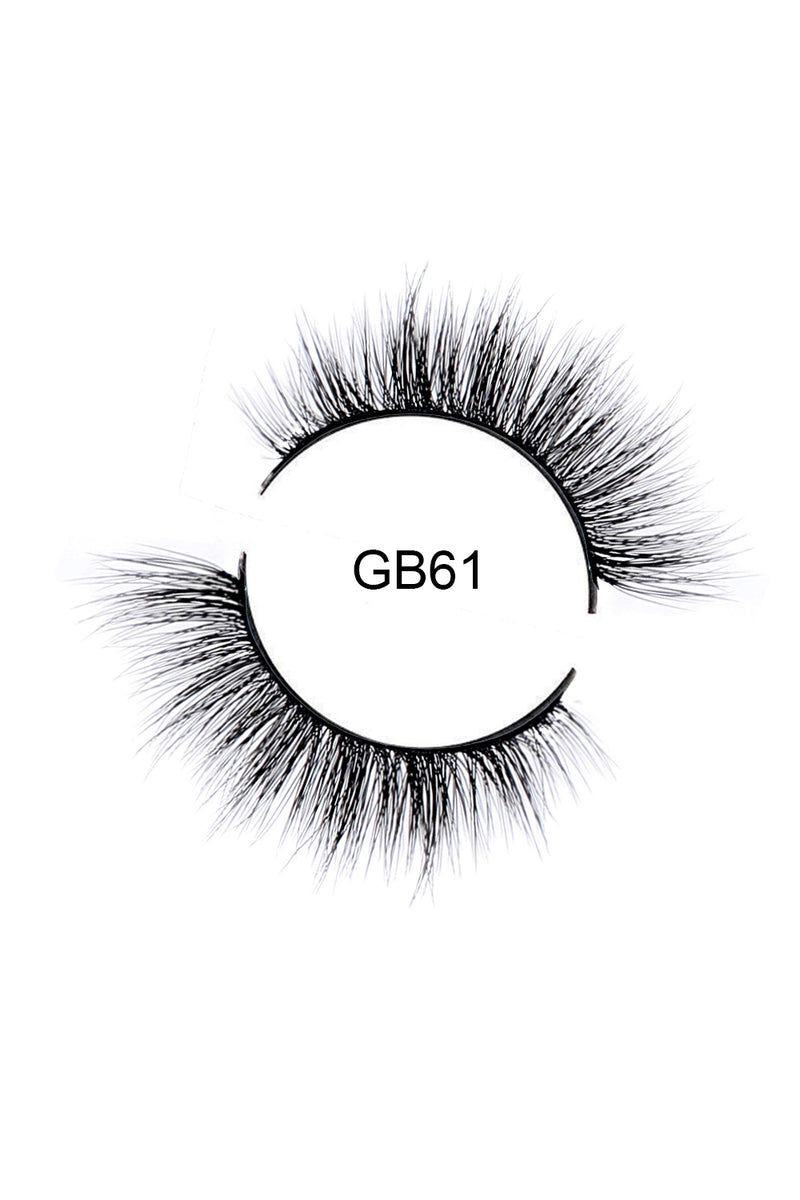 GB61 Luxury 5D Faux Mink Eyelashes