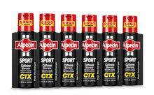 Load image into Gallery viewer, Alpecin Caffeine Shampoo CTX Sport - Energy Formula For Athletes