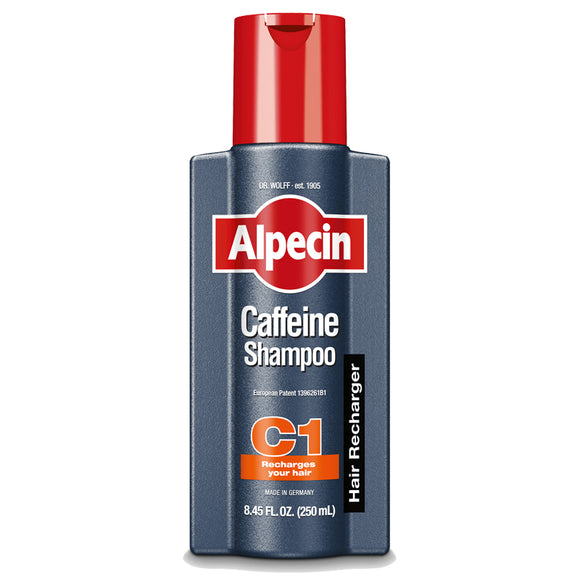 [TEST] Alpecin Caffeine Shampoo C1 - Cleanses the Scalp to Promote Natural Hair Growth