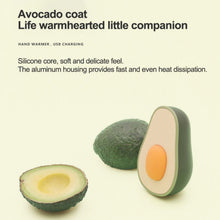 Load image into Gallery viewer, Portable Avocado Hand Warmer