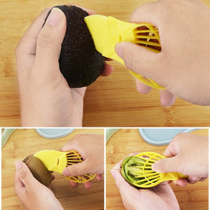 3 in 1 Avocado Tool