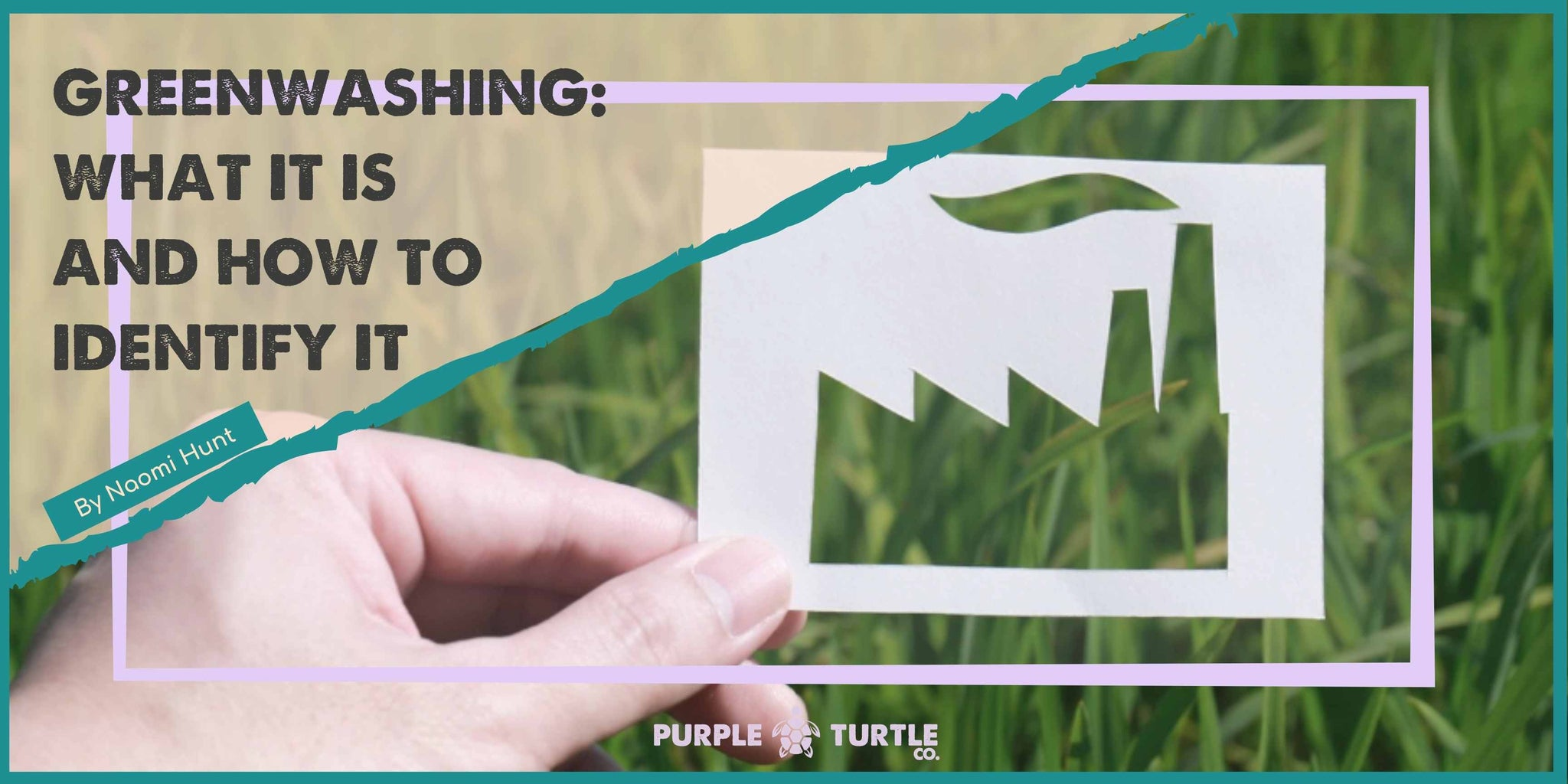 Greenwashing - what it is and how to identify it