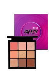 MERZY Bite The Beat Shadow Palette