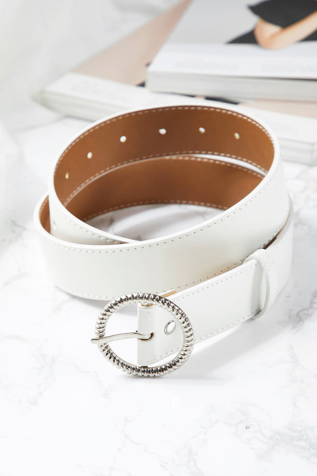 Sparkly Buckle Belt