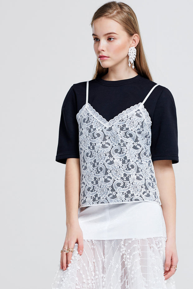 storets.com Jane Lace Cami Top
