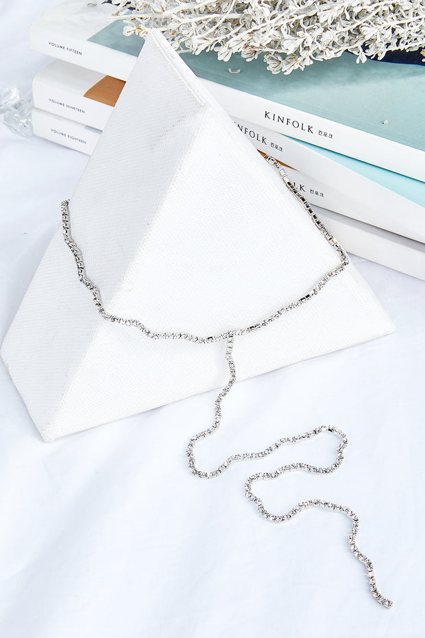 Wavy Chain Necklace