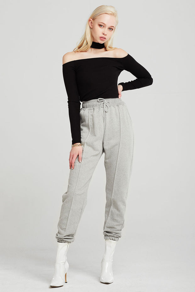 Josie Pintuck Sweat Joggers