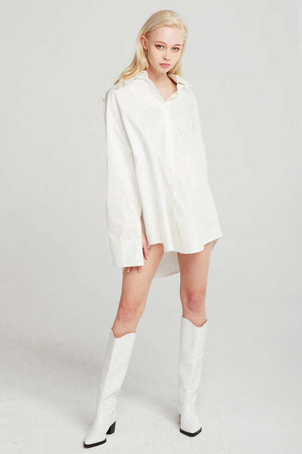 Ariana Oversized Fit Shirt
