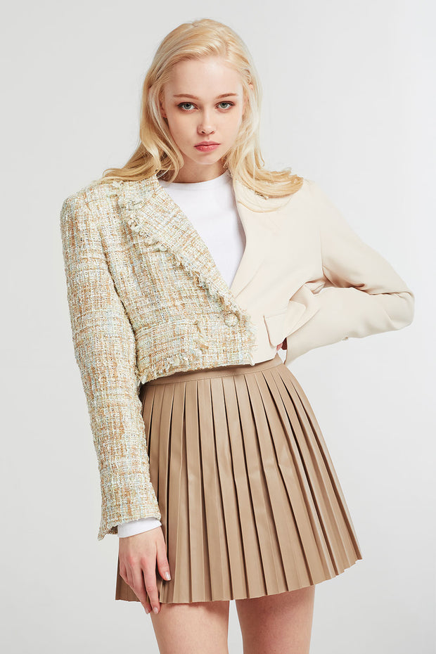 Ellie Tweed Half Jacket