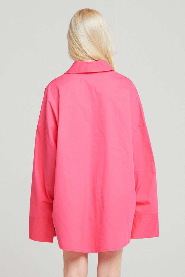 storets.com Ariana Oversized Fit Shirt
