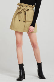 Paige Trench Skirt