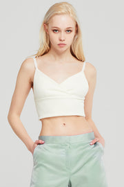 Mckenzie Surplice Cami Top