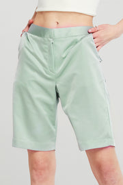 Emerson Satin Bermuda Shorts