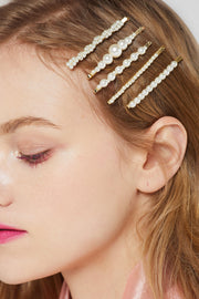storets.com Pearl Hairpin Set