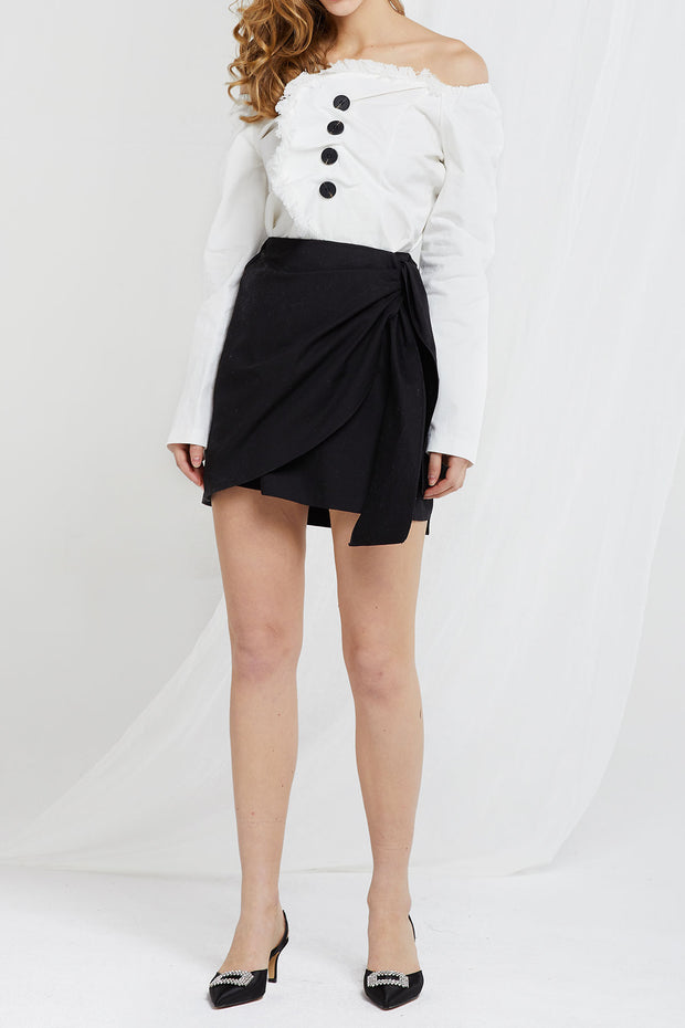 Reyna Double Layer Skirt