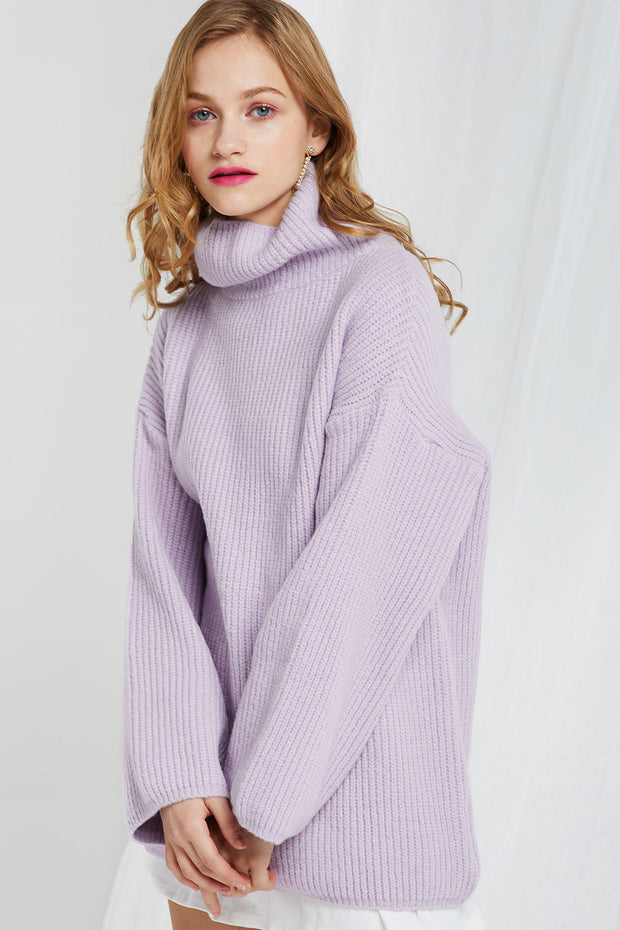 Ashley Turtleneck Pullover