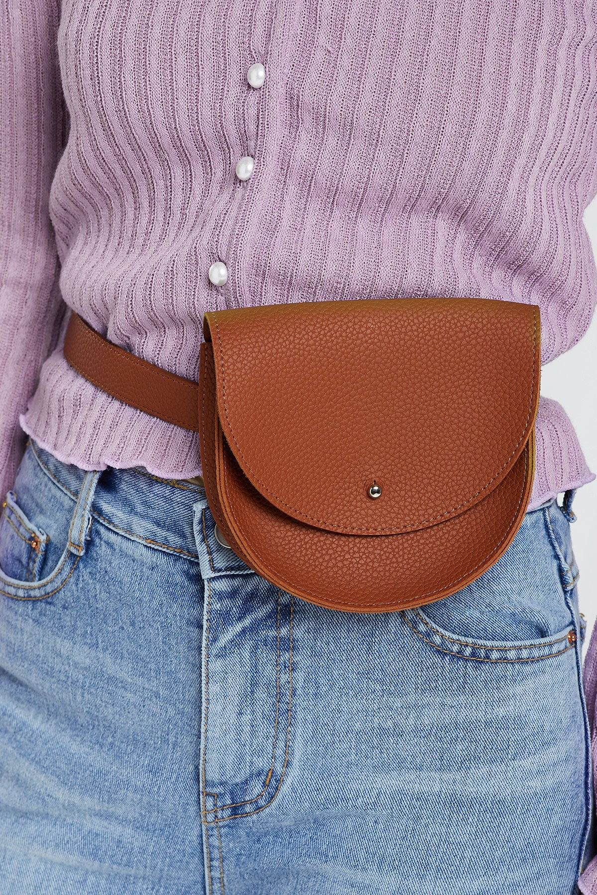Half-moon Belt Bag-2 Colors