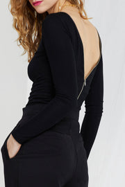 storets.com Inna Back Zipper Top-2 Colors