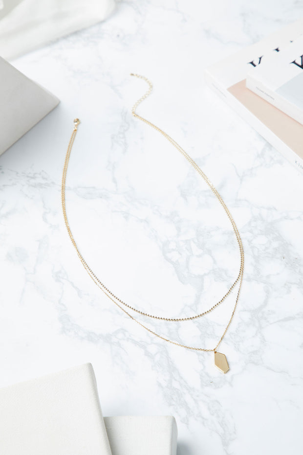Tilly Layered Chain Necklace