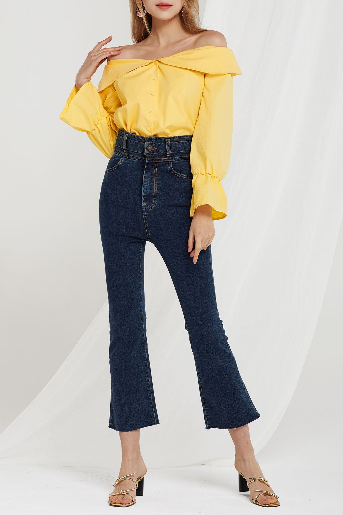 Maisie Off Shoulder Top (Pre-Order)
